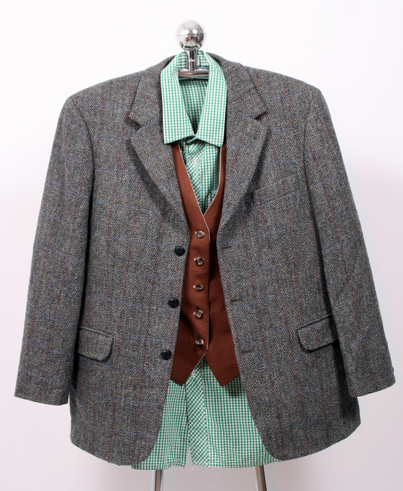 Одежда Из Твида Из Англии