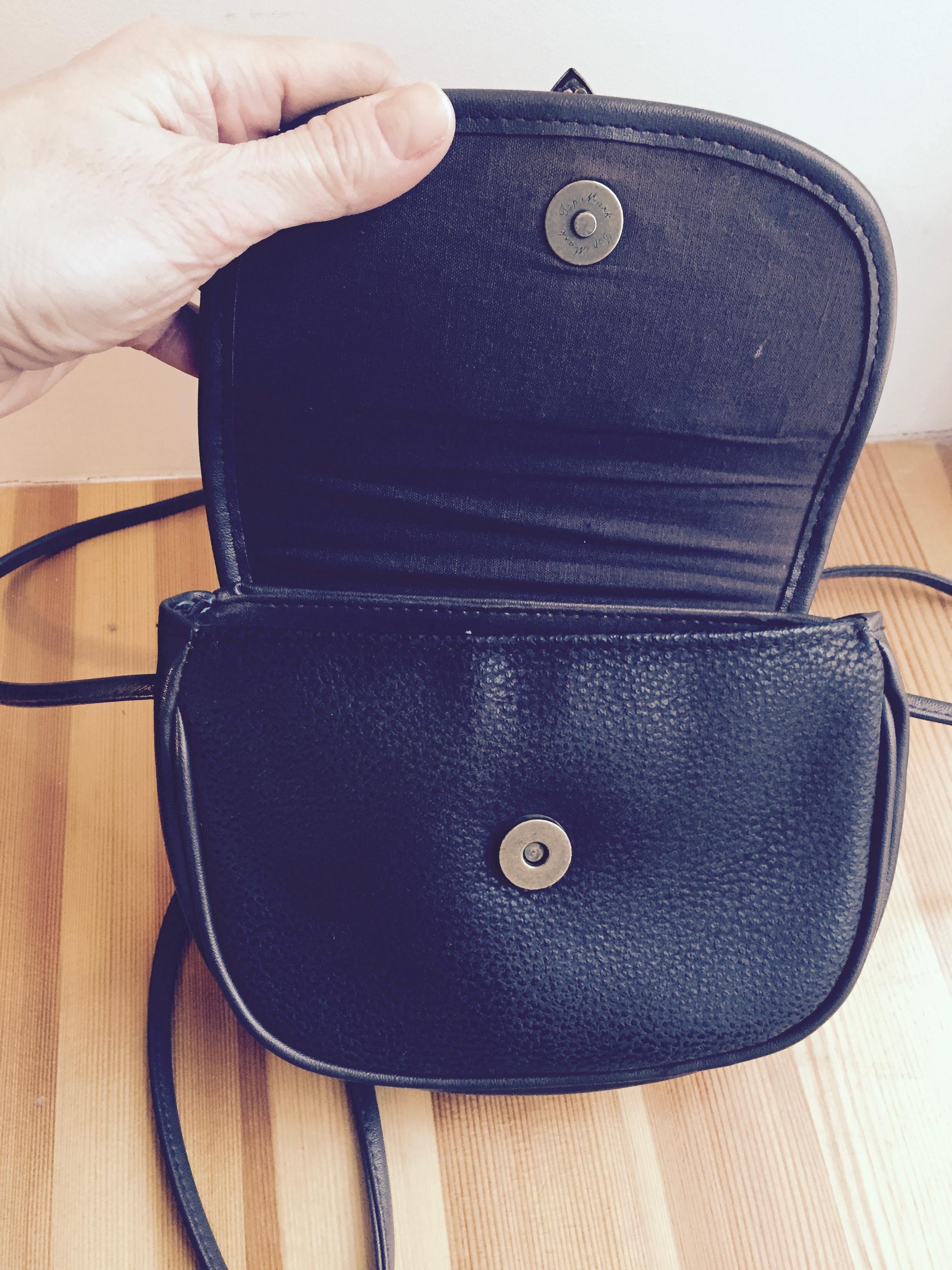 21be96702351 Маленькая коричневая сумка на длинном ремешке | OFF